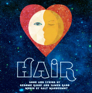 Boston Rock Opera and G-Rock Music Present HAIR. Oct 21, 22, 23, 2016. Once Ballroom in Somerville, MA